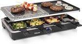 Tristar RA-2723 Raclette – Vier-in-één – Voor acht personen