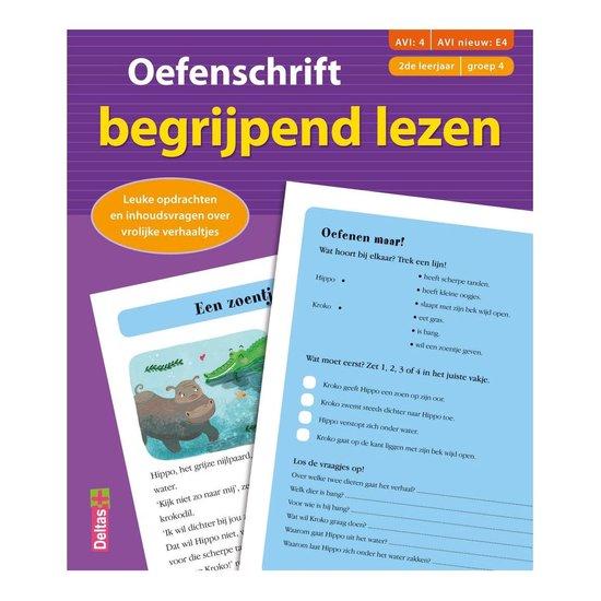 Oefenschrift begrijpend lezen (AVI:4 AVI nieuw:E4) (2de leerjaar - groep 4) - Carine Aerts |