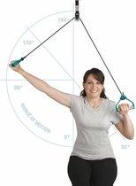 Comforthulpmiddelen Armtrainer deurmontage touw
