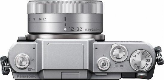 Panasonic LUMIX DMC-GF7 + 12-32mm - Zwart