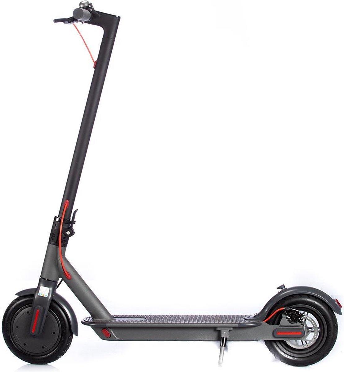 """Electric Scooter EA-3 8,5"""" . Electrische step van het merk Hopper"""