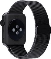 Milanees Horloge Band 42/44 MM Voor Apple Watch - Watchband Voor iWatch - Armband Roestvrij Staal