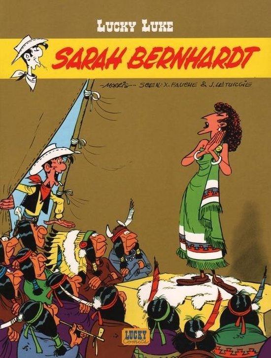 Lucky Luke : 021 Sarah Bernhardt - Morris |