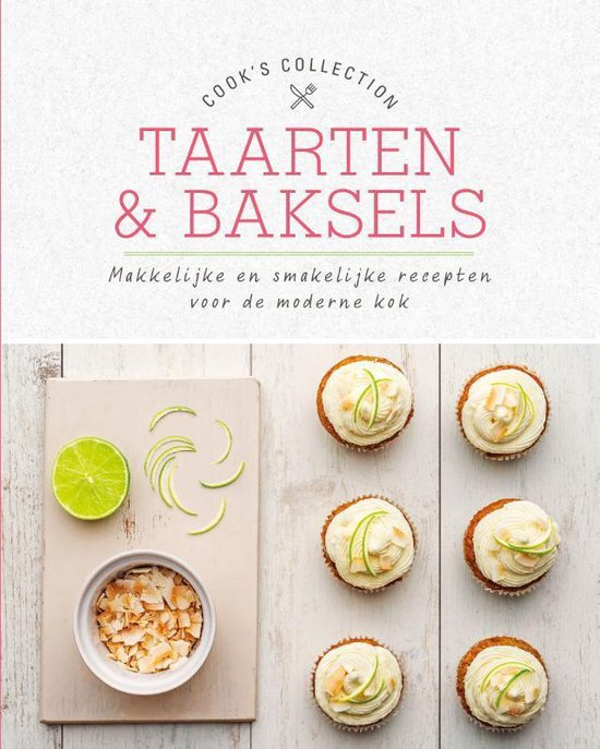Cook's Collection - Taarten & Baksels - none  