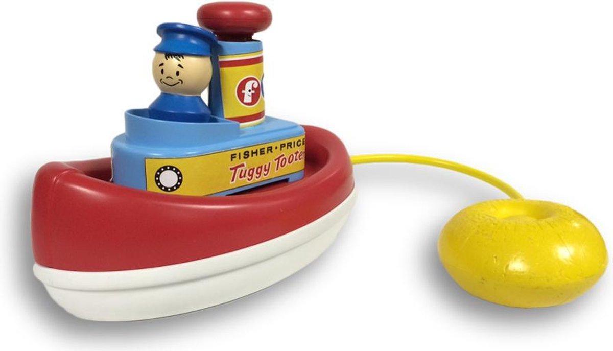 Fisher-Price Classic Vrolijke Boot