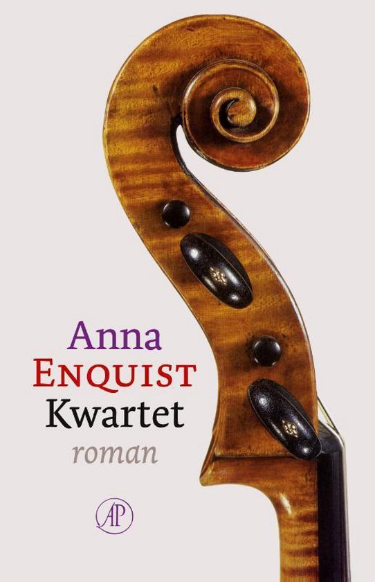 Kwartet - Anna Enquist | Readingchampions.org.uk