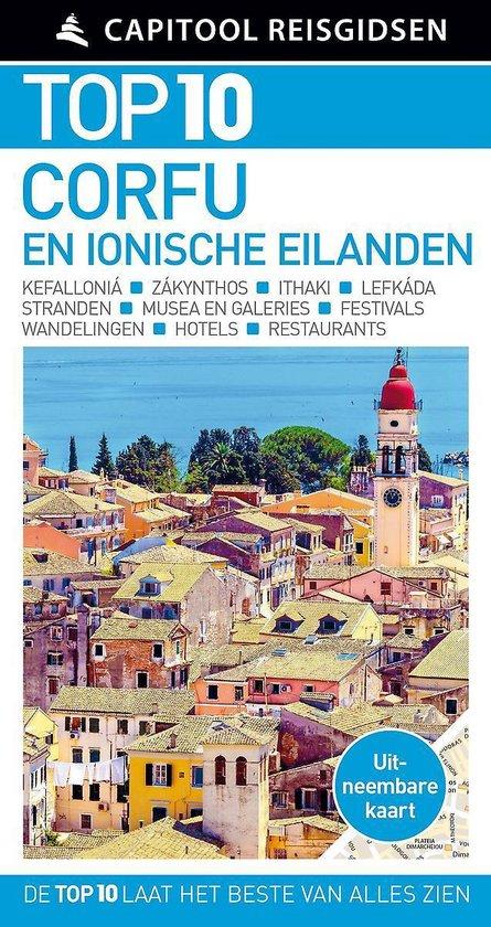 Capitool Reisgids Top 10 Corfu en de Ionische eilanden - Capitool |