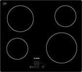 Bosch PKE611B17E - Keramische kookplaat - Zwart