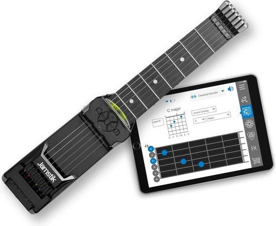 Jamstik 7 Smart Gitaar Trainer - 7 Fret bundel editie - Rechtshandig