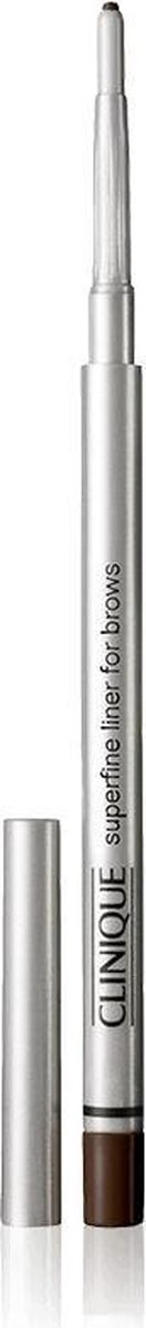 Clinique Superfine Liner for Brows Wenkbrauwpotlood - Deep Brown - Clinique