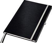 Leitz Style Notitieboek HC A4 r zw