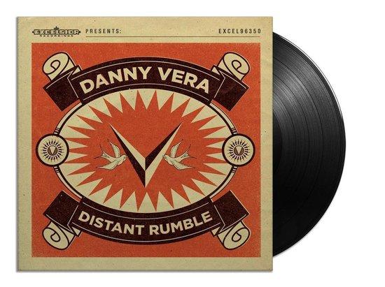 Distant Rumble (LP) - Danny Vera