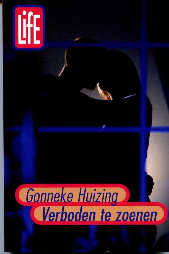 Verboden te zoenen - Gonneke Huizing |
