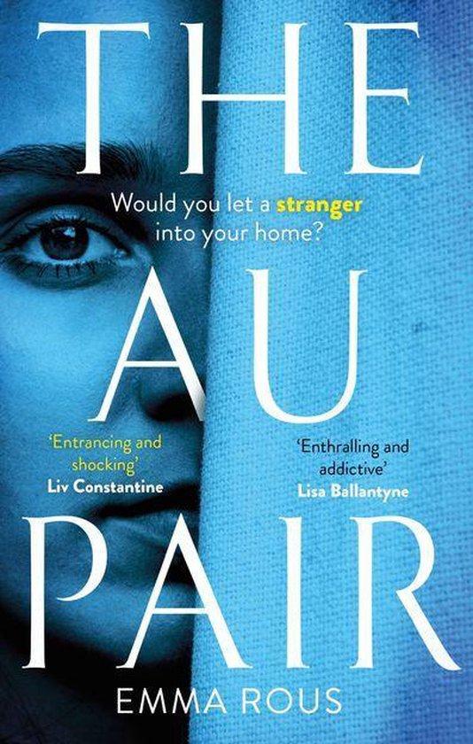 Boek cover The Au Pair van Emma Rous (Onbekend)