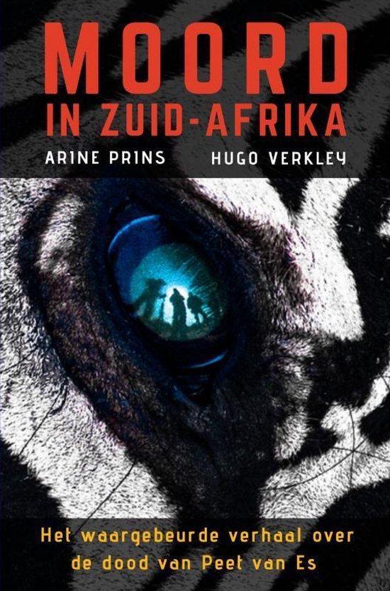 Boek cover Moord in Zuid-Afrika van Arine Prins Hugo Verkley (Onbekend)