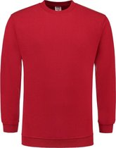 Tricorp Sweater 301008 Rood  - Maat S