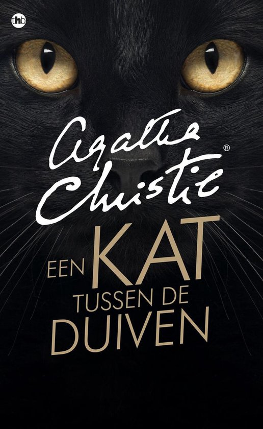 Poirot 32 - Een kat tussen de duiven - Agatha Christie |