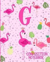 Composition Notebook G