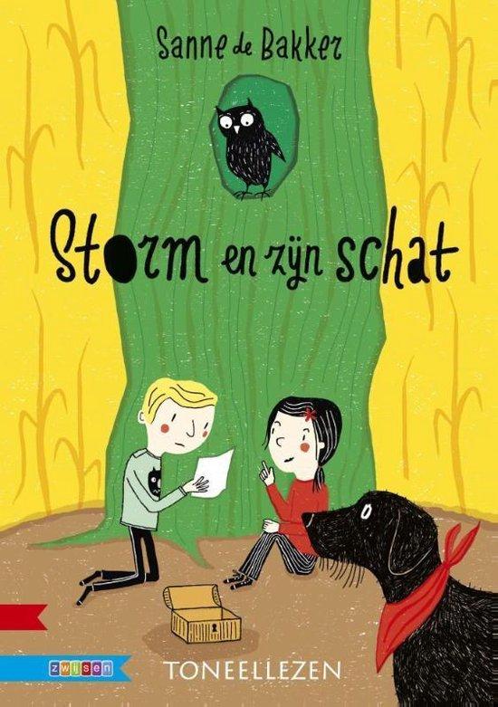 Toneellezen - Storm en zijn schat