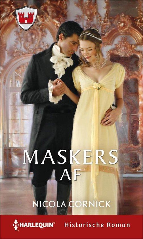 Harlequin- Historische Roman 9 - Maskers af - Nicola Cornick  