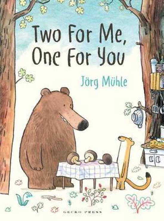 Boek cover Two for Me, One for You van Jorg Muhle (Hardcover)