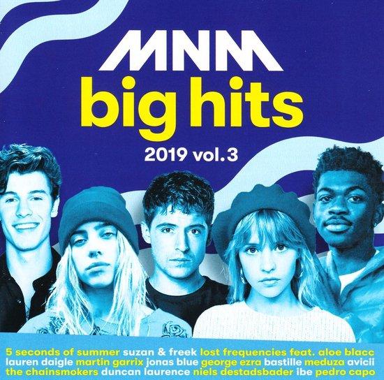 CD cover van Mnm Big Hits 2019 Volume 3 van Lil Nas X