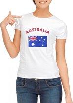 Australie t-shirt dames Xl
