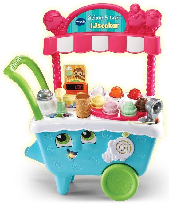VTech Preschool Schep & Leer IJscokar - Speelset