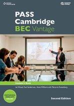 Pass Cambridge BEC second edition - Vantage student's book