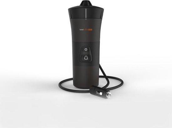 Handcoffee Auto -  mobiele espressomachine voor Senseo 12 Volt schwarz
