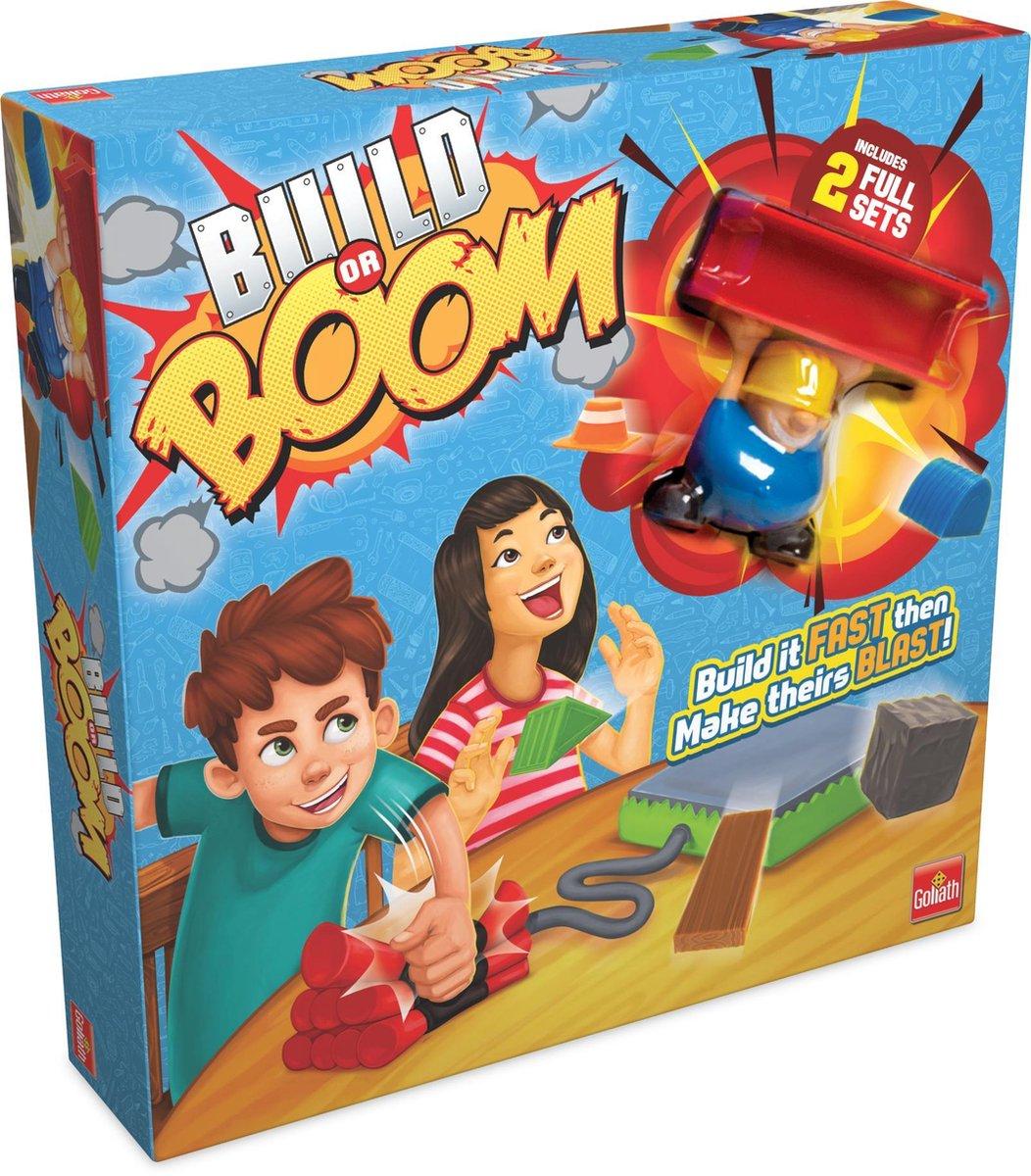 Build or Boom - Kinderspel