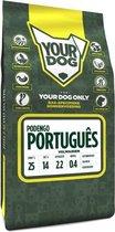 Yourdog podengo portuguã?s hondenvoer volwassen 3 kg