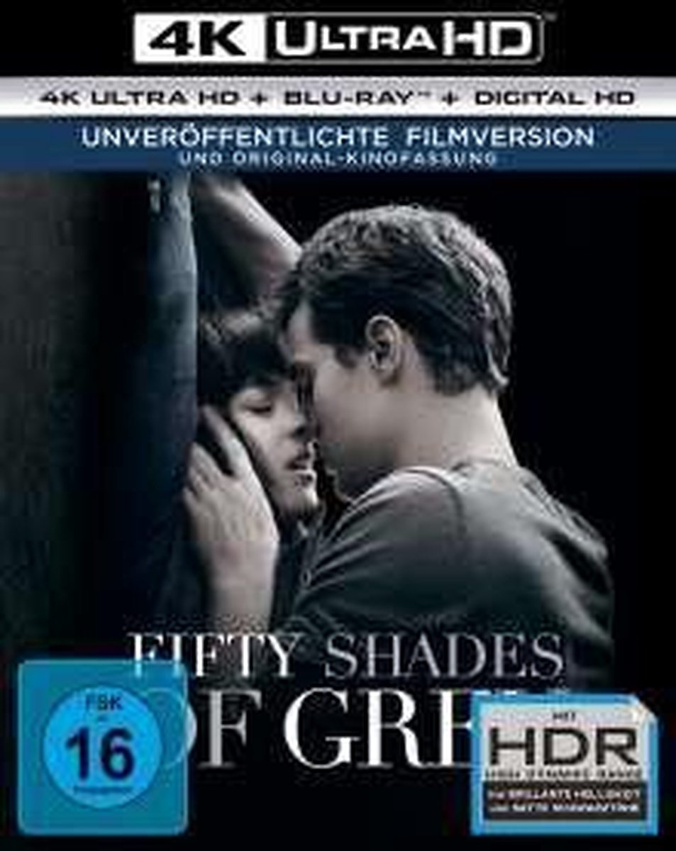 Fifty Shades of Grey - Geheimes Verlangen / BR-