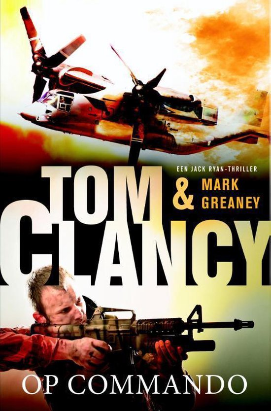 Tom Clancy 16 - Op commando - Tom Clancy |