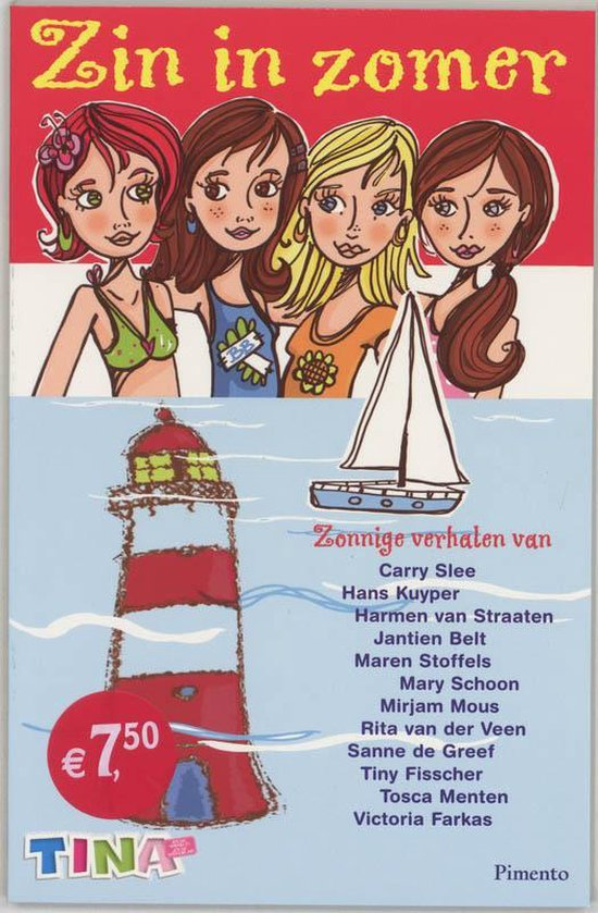 Zin In Zomer - Carry Slee |