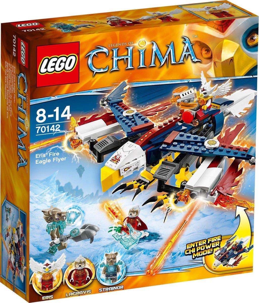 LEGO Chima Eris? Vuurvlieger - 70142