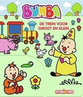 Boek cover Bumba  -   De trein voor groot en klein van Gert Verhulst