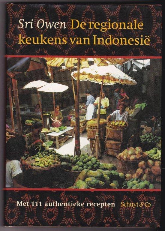Regionale keukens indonesie - Ssu-Yu Teng |