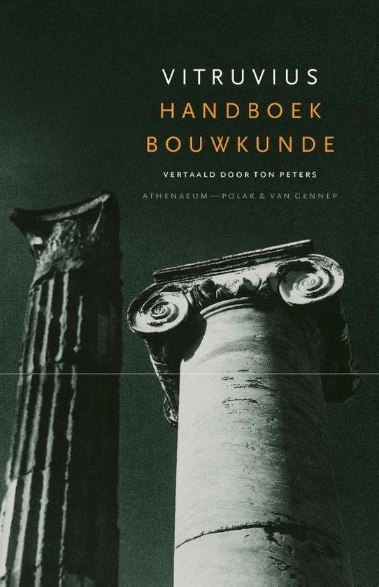 Baskerville- Handboek bouwkunde - Vitruvius |