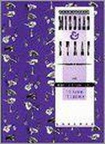 Boek cover Misdaad & straf van T.L. Rijpkema