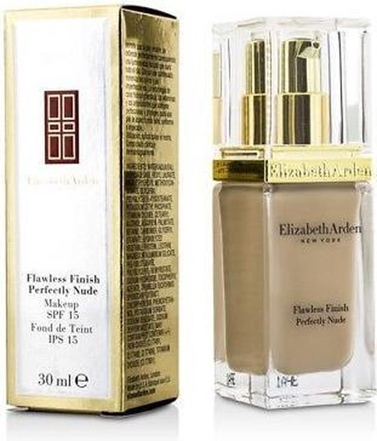 Elizabeth Arden Flawless Finish Perfectly Nude Foundation – 007 Golden Nude