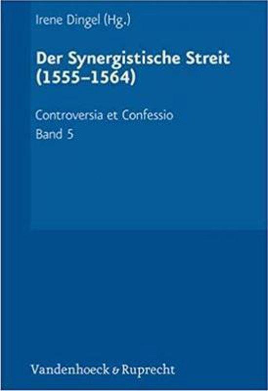 Controversia et Confessio. Theologische Kontroversen 1548a1577/80