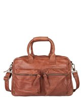 Cowboysbag The Bag Schoudertas - Cognac