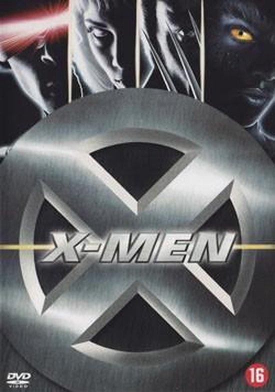 Cover van de film 'X-Men'