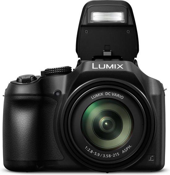Panasonic Lumix DC-FZ82 - Zwart