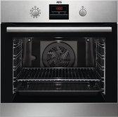 AEG BPS33102ZM - Pyroluxe - Inbouw oven