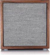 Tivoli Audio CUBE - Draadloze Wifi & Bluetooth Speaker - Walnoot / Grijs