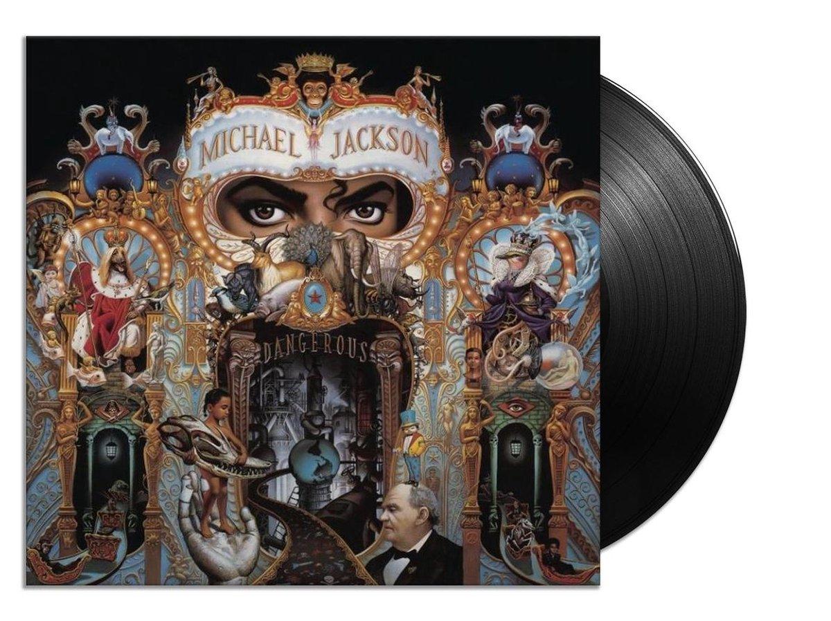 Dangerous (LP) - Michael Jackson