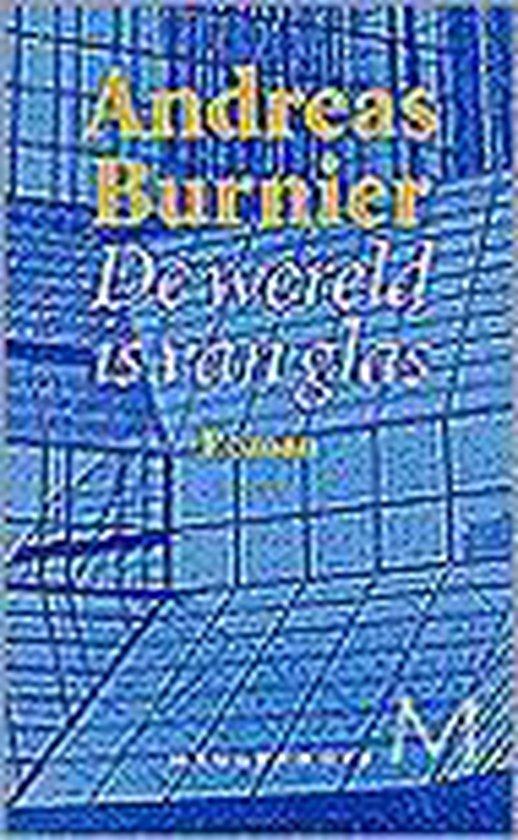 De wereld is van glas - Andreas Burnier |