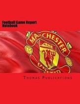 Football Game Report Notebook